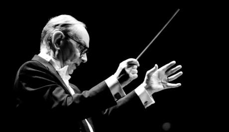 Ennio Morricone, světový skladatel filmové hudby, přijede v únoru do Prahy se symfonickým orchestrem. Zdroj: Oficiální stránky hudebníka