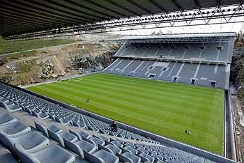 FOTO: Estádio Municipal de Braga