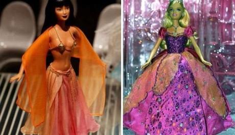 FOTO: Luxusní Barbie