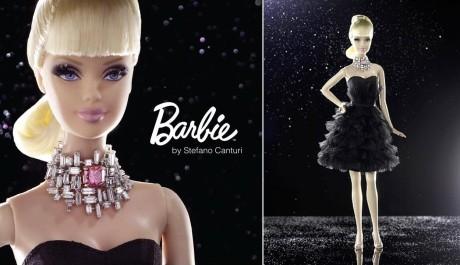 FOTO: Nejdražší Barbie