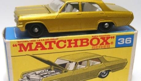 FOTO: Auto Matchbox