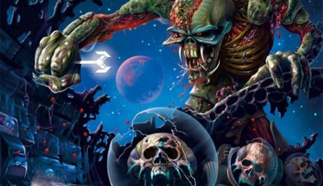 FOTO: Iron Maiden - The Final Frontier