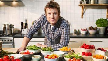 FOTO: Jamie Oliver v jedné ze svých kuchyní