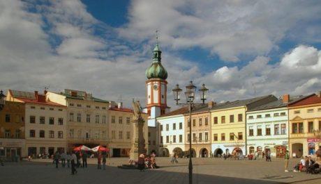FOTO: Frýdek-Místek, náměstí Svobody