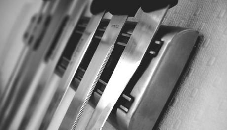 FOTO: Nože