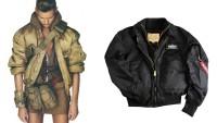 FOTO: Oblečení od americké značky Alpha Industries