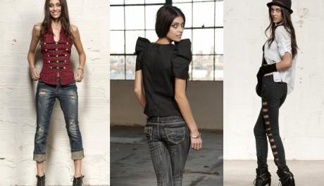 FOTO: Oblečení od americké značky Dollhouse
