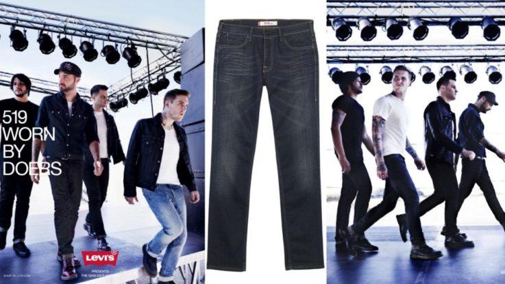 FOTO: Pánské džíny