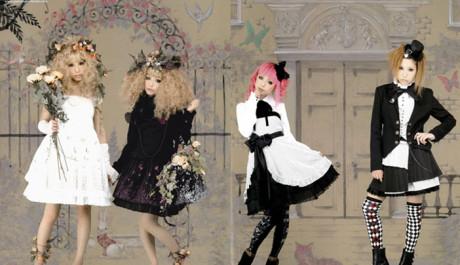 FOTO: Lolita styl