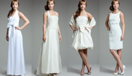 FOTO: Svatební šaty pietro filipi