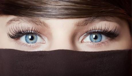 FOTO: Oči a řasy