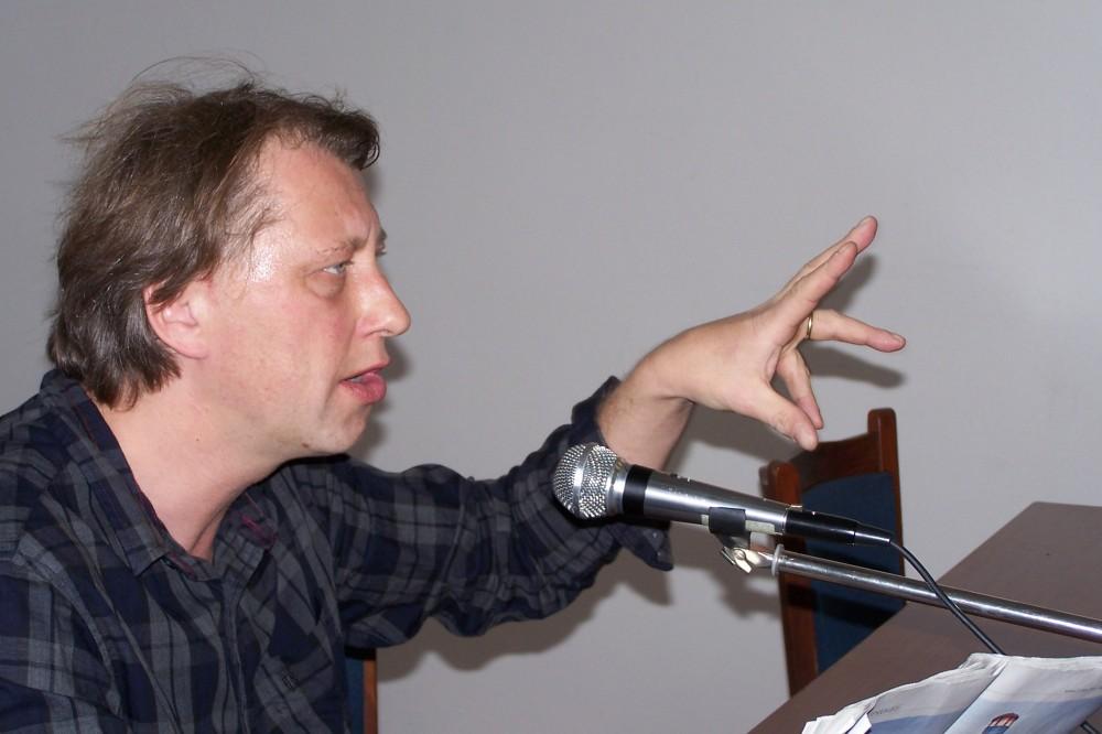 FOTO: Jáchym Topol