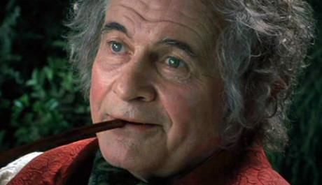 FOTO: Bilbo Pytlík ve filmu Pán prstenů