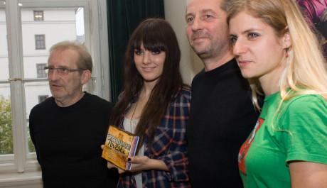 FOTO: Čechomor a Ewa Farna, Hrady a zámky