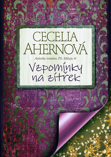 Obálka knihy Vzpomínky na zítřek od Cecelie Ahernové