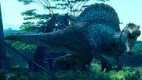 FOTO: obrázek z filmu Jurský park