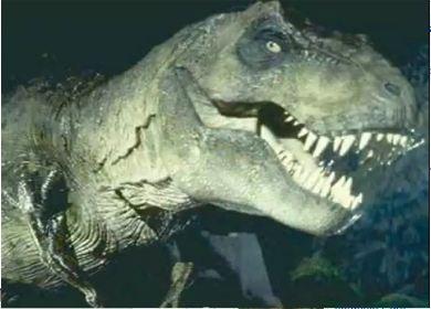 FOTO: obrázek z filmu Jurský park 2