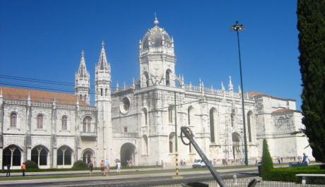 FOTO: Klášter Jerónimos