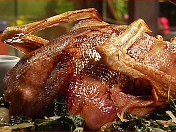 Pečená martinská husa