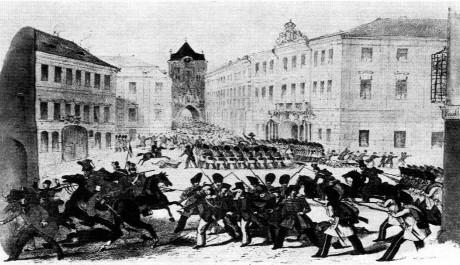 Revoluce roku 1848 v Praze