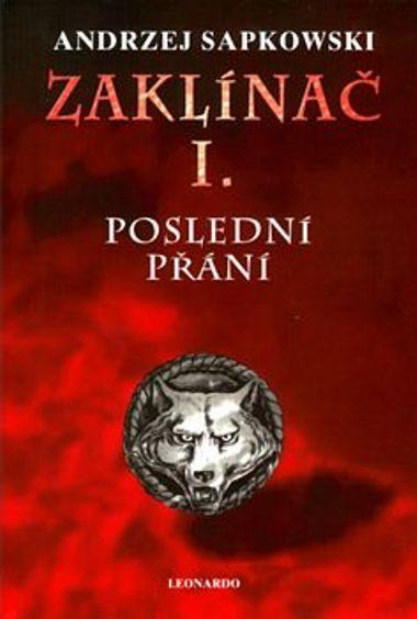 obálka Andrzej Sapkowski: Poslední přání