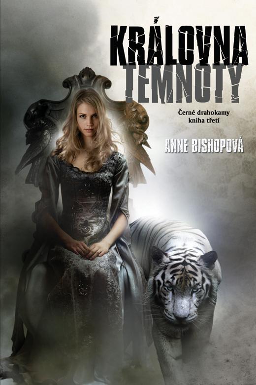 obálka Anne Bishopová: Královna temnoty