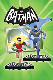 Batman a Robin z 60. let, zdroj: dccomics.com