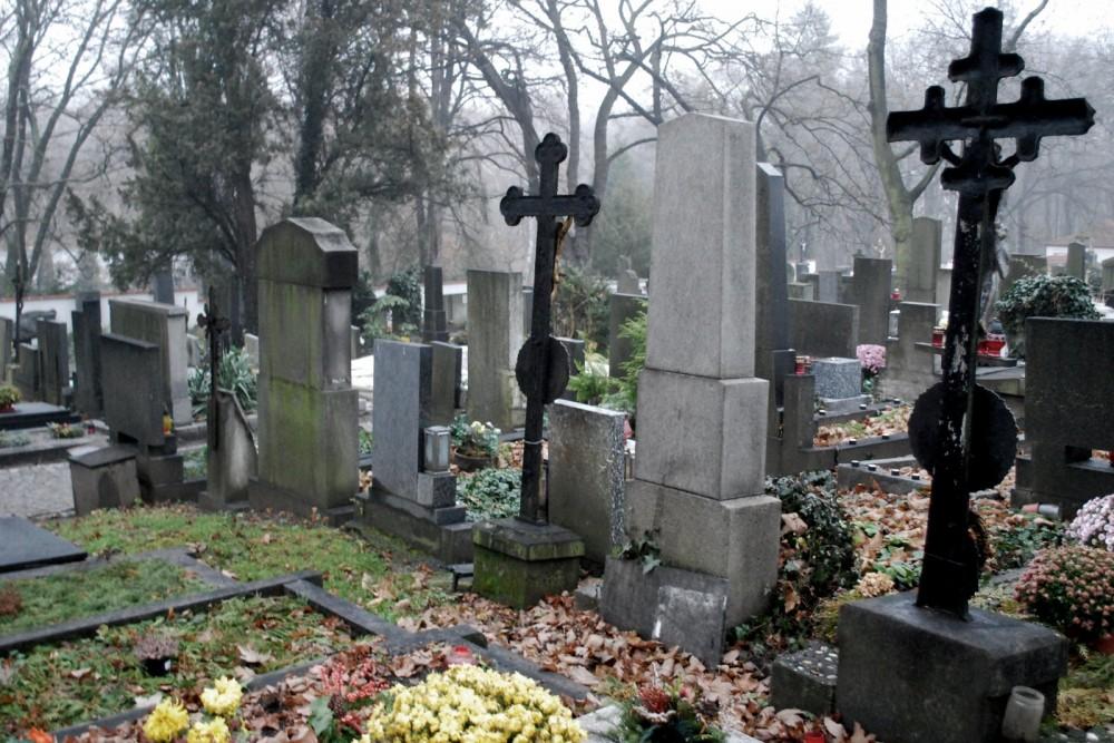 FOTO: Hřbitov