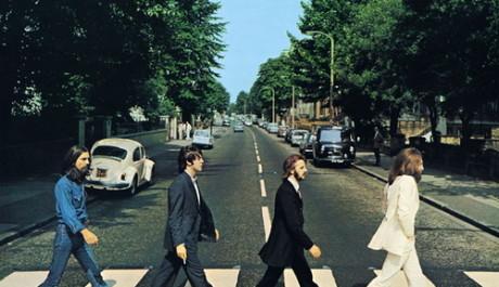 FOTO: The Beatles a známý přechod na Abbey Road