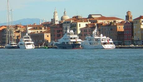 FOTO: Benátky