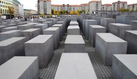 FOTO: Památník holocaustu