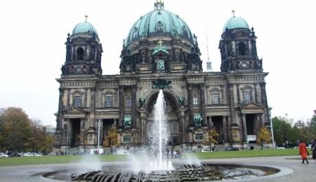 FOTO: Berlínský Dóm