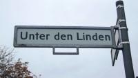 FOTO: Unter den Linden