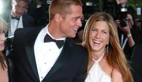 FOTO: Brad Pitt a Jennifer Aniston