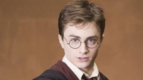 Daniel Radcliffe jako Harry Potter, Zdroj: distributor filmu