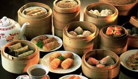 FOTO: Čínská pochoutka jménem Dim Sum
