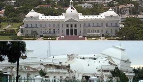 1a001f175 Haity skoro rok po ničivém zemětřesení. Země je sužována cholerou a ...