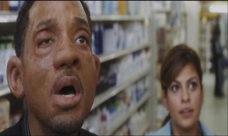 FOTO: Hitch - Alex (Will Smith) se Sárou (Eva Mendez) při hledání léku proti alergii