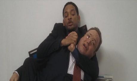 FOTO: Hitch se svým klientem Albertem