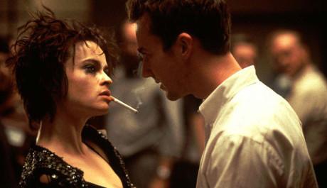 FOTO: Helena Bonham Carter s Edwardem Nortonem ve snímku Klub rváčů