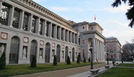 FOTO: Madridské muzeum El Prado