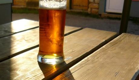 Foto: Pivo se stínem