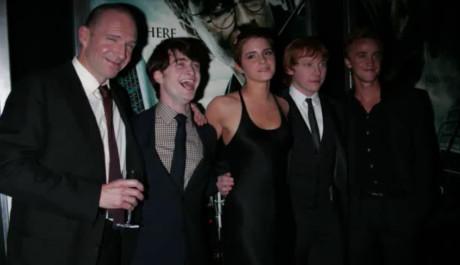 FOTO: Premiéra snímku Harry Potter a Relikvie smrti