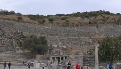 FOTO: Divadlo v Efesu
