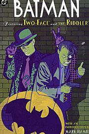 Batmanovi nepřátele: Riddler a Two-face, Zdroj: dccomics.com
