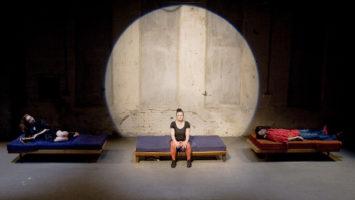 FOTO: Z představení Šavle