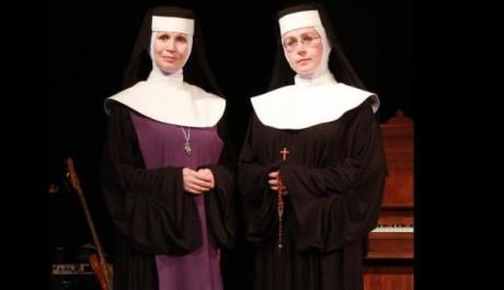 Matka představená a sestra Beáta