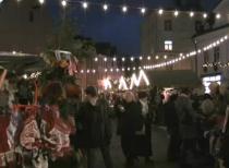 FOTO: Vánoční trhy v Tallinnu