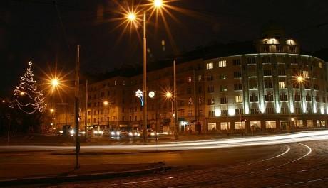FOTO: Vánoční osvětlení