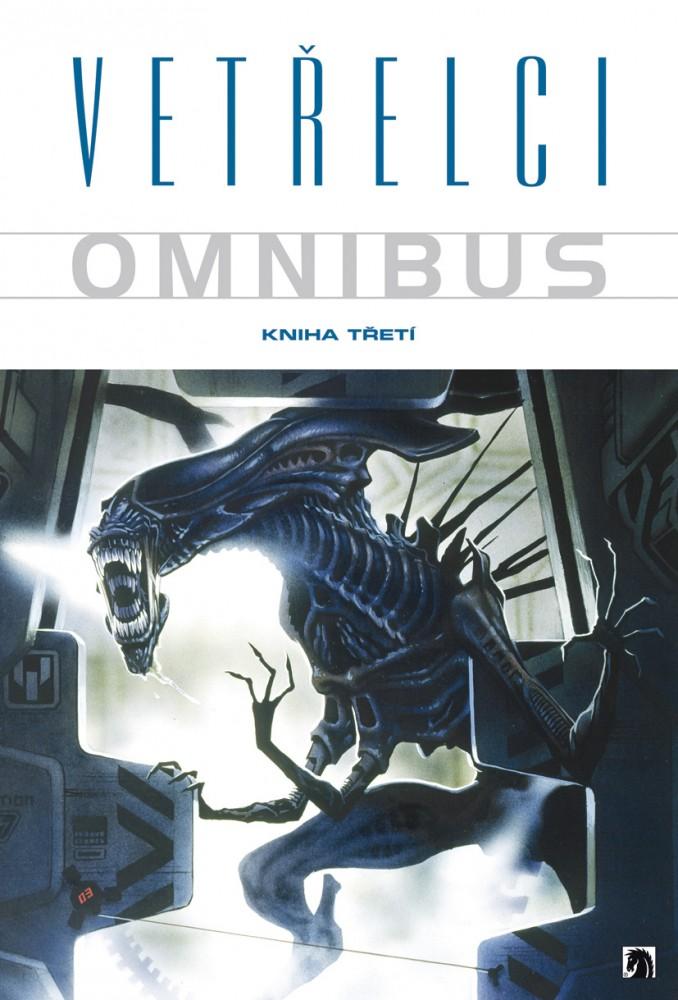 obálka Vetřelci omnibus 3